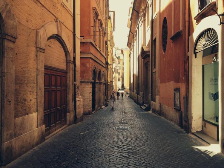 rome ruelle
