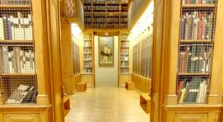 bibliotheque garnier