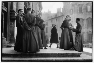 1959 ITALY. Rome © Henri Cartier-Bresson / Magnum Photos