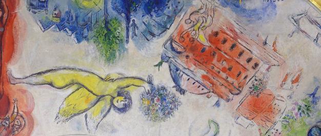 plafond garnier chagall
