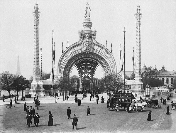 Stands Expo Universelle : Paris la ville spectacle au petit palais pointculture