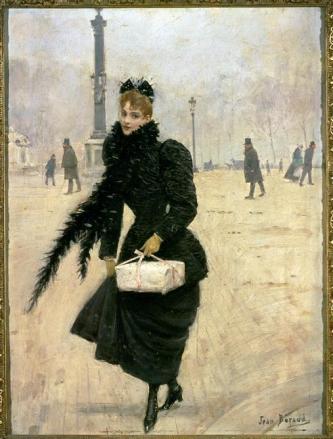 Jean Béraud, La Parisienne.
