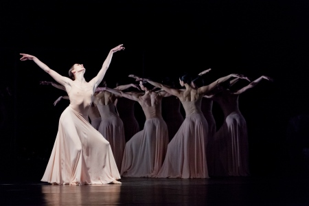 Orphée et Eurydice, chorégraphie Pina Bausch