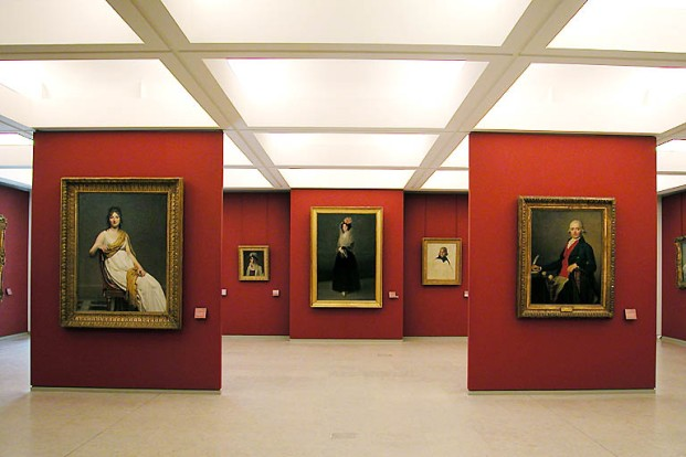 Musée du Louvre, Donation Carlos de Beistegui. © Musée du Louvre/A. Dequier