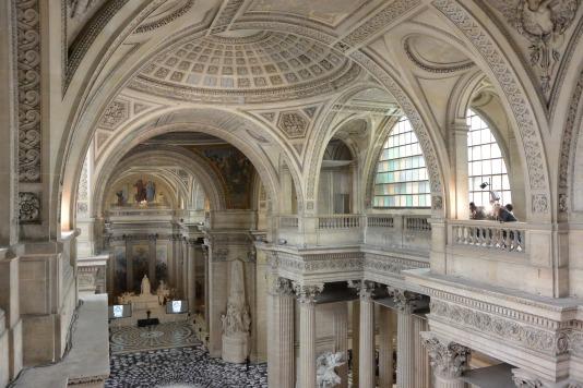 coulisses panthéon