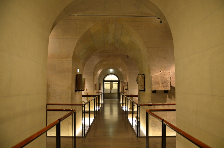 La salle 17a du musée du Louvre. © Point Culture.