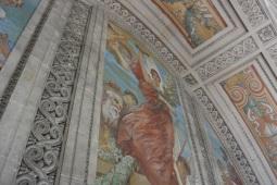 Les peintures murales d'Hector d'Espouy