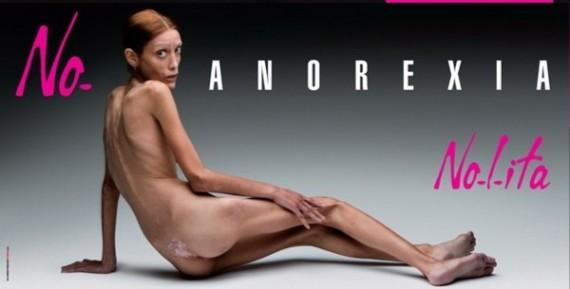 Campagne de sensibilisation contre l'Anorexie