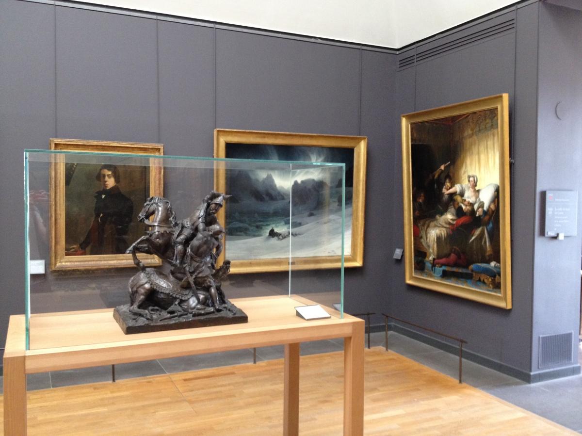 [Œuvres méconnues du Louvre] François Biard, Magdalena-Bay
