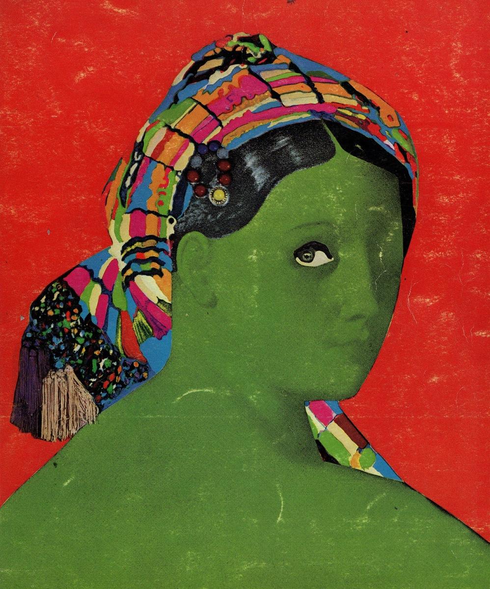 Martial Raysse au Centre Pompidou, du rire aux larmes