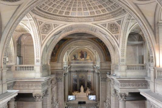 tribunes panthéon