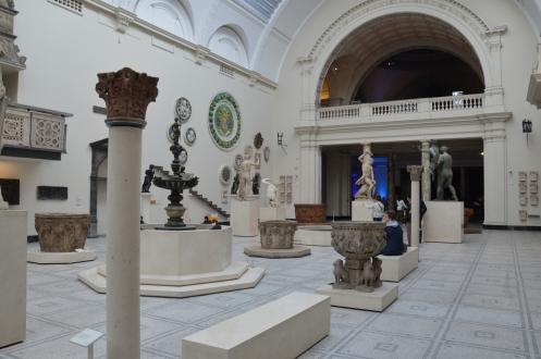 Salles 1300-1600. The Victoria & Albert museum. © Damien Tellas.