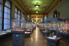 La salle de l'argenterie. The Victoria & Albert museum. © Damien Tellas.