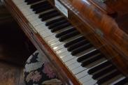 Piano Pleyel Détail