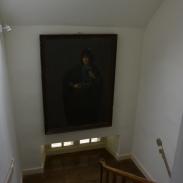 Entre le premier et deuxième étage