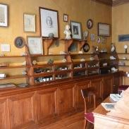 Bureau de George Sand, ancienne chambre de Chopin