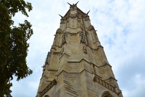 La Tour Saint-Jacques © Damien Tellas