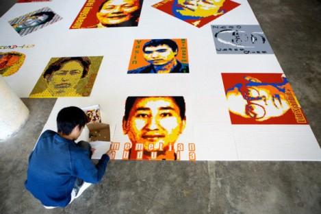 Ai-Weiwei-LEGO-Alcatraz-portraits-2-600x400