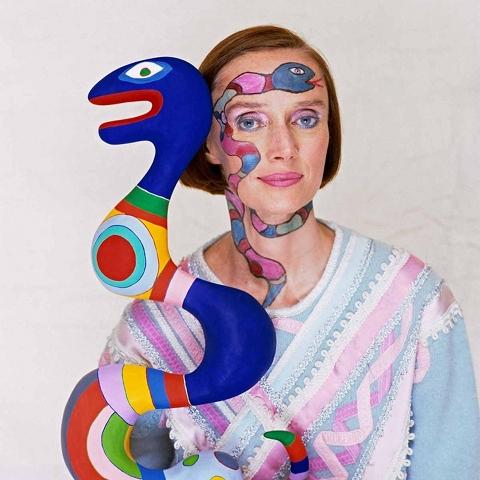 Niki De Saint Phalle Heroine Avant Gardiste Au Grand Palais