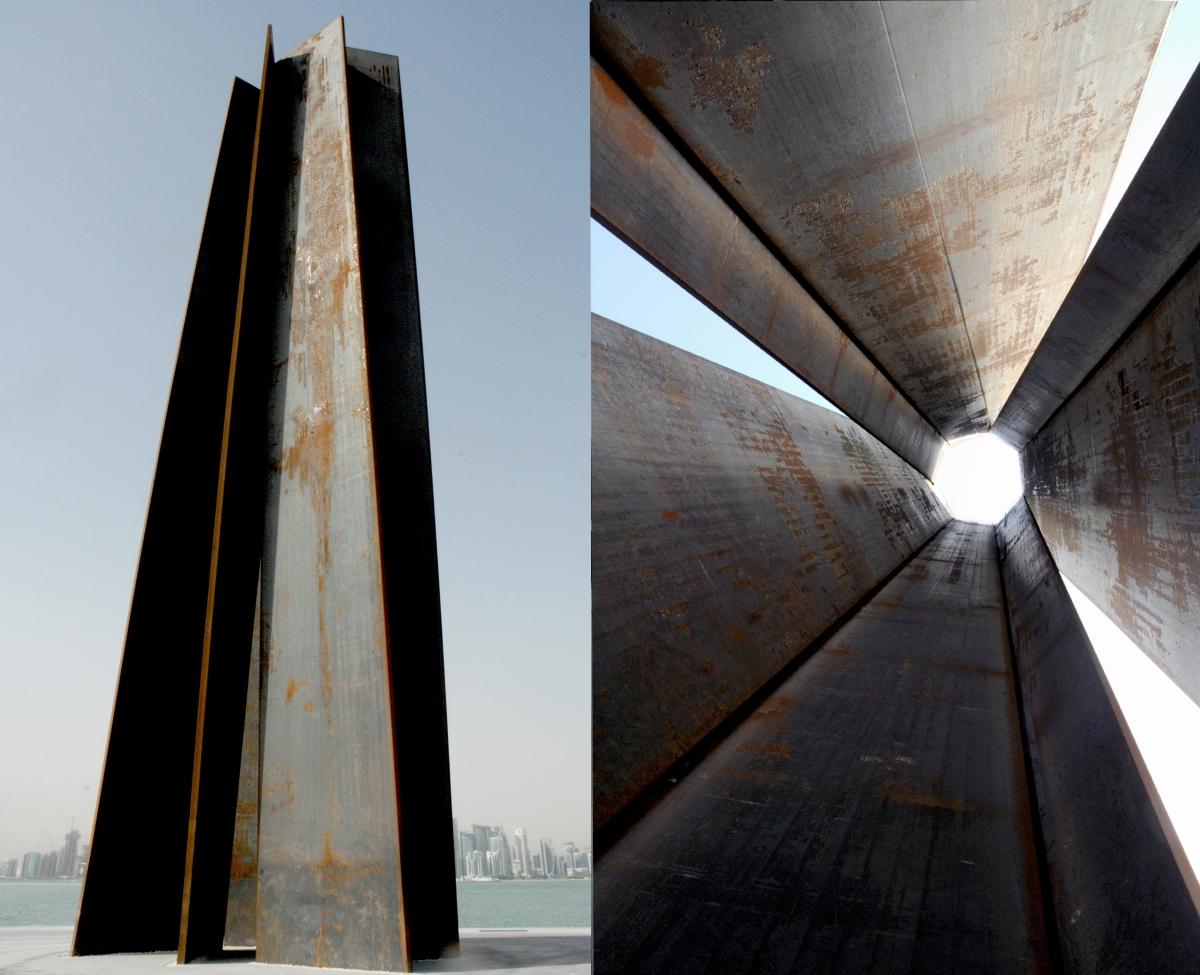 Richard Serra, la sculpture monumentale à l'épreuve du post-minimalisme