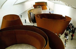 Richard Serra, The Matter of Time, 2005