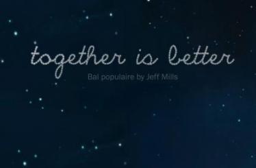 Jeff Mills - je perf', ils perfs'... nous dansons