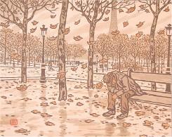 Henri Rivière, les 36 vues de la Tour Eiffel