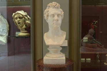François Rude, Louis-Davis, peintre. Marbre, Salon de 1831