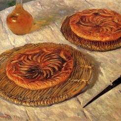 Claude Monet, les Galettes, 1882, Collection particulière