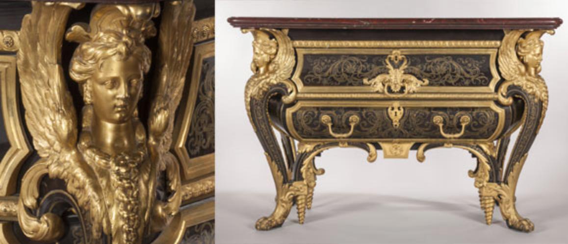 Le 18e aux sources du design versailles pointculture - Mobilier francais contemporain ...