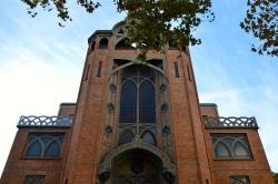 Église Saint-Jean-de-Montmartre, © Damien Tellas.