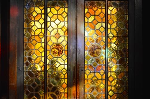 Porte d'entrée de l'église Saint-Jean-de-Montmartre, © Damien Tellas.