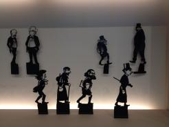 Théâtre d'ombres du Chat noir Musée Orsay