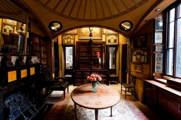 Sir John Soane Museum, Breakfast Room. Photo : Derry Moore