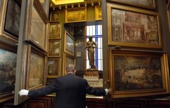 Salle des peintures