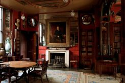 Sir John Soane Museum, Dining Room. Photo : Derry Moore