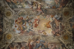 Pierre de Cortone, la Divine providence, 1633-1639, palais Barberini. © Damien Tellas