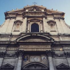 L'église jésuite de Saint-Ignace de Loyola. © Damien Tellas