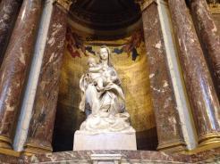 Vierge à l'enfant, atelier du Bernin