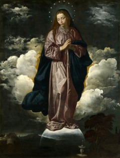 Velázquez, L'Immaculée Conception, 1618-1619, Londres, The National Gallery
