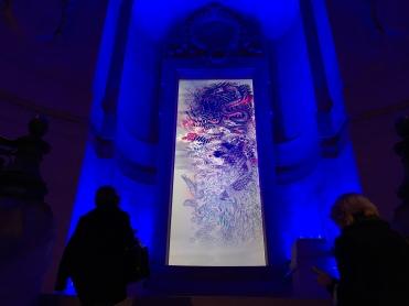 Exposition Jean Paul Gaultier. Grand Palais.