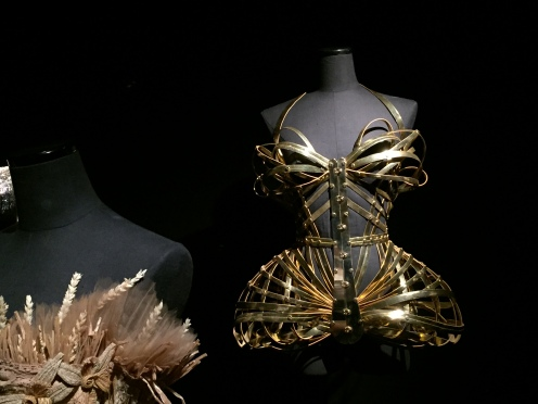 Exposition Jean Paul Gaultier. Grand Palais.