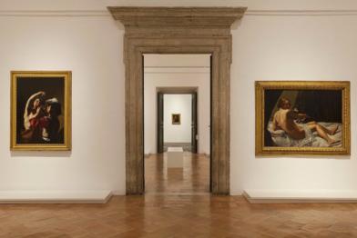 Sobriété à la Villa Médicis © Villa Medici