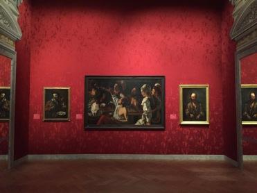 La Rome du vice sort des tavernes pour s'illustrer dans la reconstitution d'un riche palais baroque