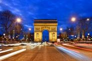Champs-Elysées - © Michel Eisenlohr