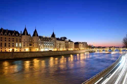 Palais de la Cité - © Michel Eisenlohr