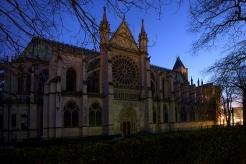 Basilique de Saint-Denis - © Michel Eisenlohr