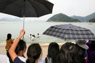 HONG KONG. Repulse Bay. Baptism. 2013.