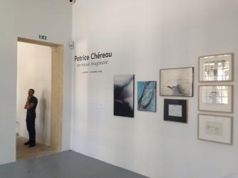 Première salle de l'exposition / © Benjamin Hoffman