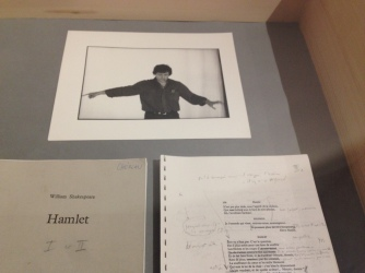 Notes sur Hamlet / © Benjamin Hoffman